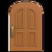 NH-House Customization-common door (round)