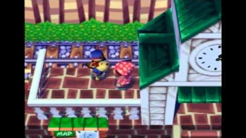 Animal Crossing E Game Play Part 2 (Gamecube)