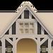 NH-House Customization-black chalet exterior