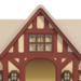 NH-House Customization-red chalet exterior