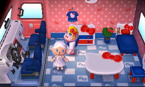 Rilla mobile home interior