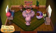 Baabara Celebrating a Birthday