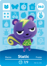 Amiibo 362 Static
