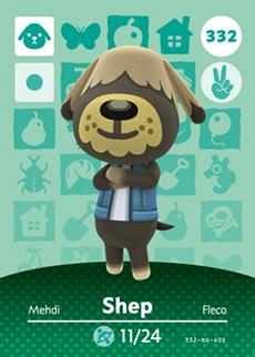 Shep Animal Crossing Wiki Fandom