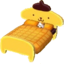 Pompompurin Bed NL Catalog