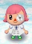 Doctor look
