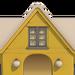 NH-House Customization-yellow stucco exterior