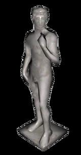 Statue Gallant Real