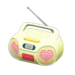 NH-Furniture-Cute music player (yellow)