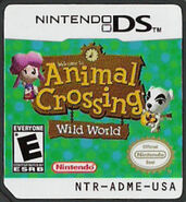 Animal Crossing NTSC CART NDS