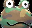 Frog (villager)