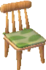 Leaf alpine chair