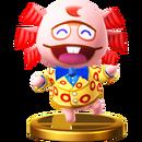 Trofeo de Dr. Sito (SSB4 Wii U)