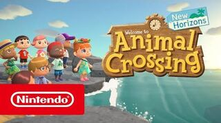 Animal Crossing New Horizons - Tráiler del E3 2019 (Nintendo Switch)