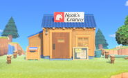 Animal Crossing New Horizons Island Facilities Header