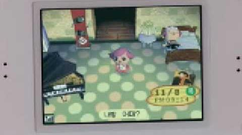 Animal Crossing Wild World Korean Commercial