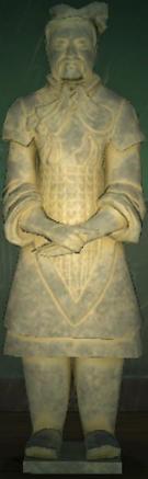 Authentic-warrior-statue