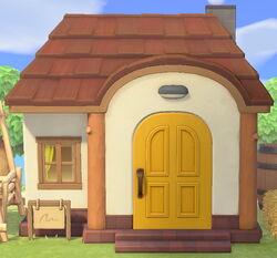 Clyde's House - ACNH