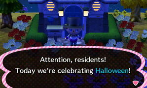 halloween appearance animal forest animal crossing - Halloween Animal Crossing City Folk
