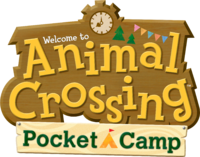 Pocket Camp logo en