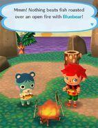 Animal-Crossing-Pocket-Camp-Bluebear-Fish-Roast