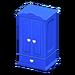 NH-Furniture-Cute wardrobe (blue)