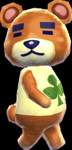 File:-Teddy - Animal Crossing New Leaf.png