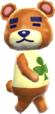 -Teddy - Animal Crossing New Leaf