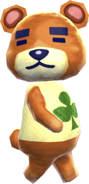 Teddy Animal Crossing Wiki Fandom Powered By Wikia