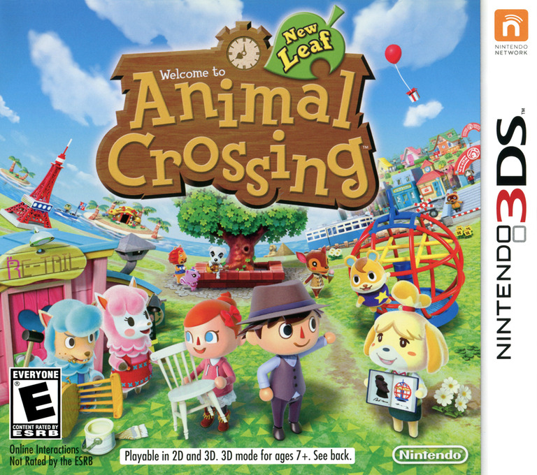 Animal Crossing: New Leaf | Animal Crossing Wiki | Fandom