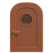 NH-House Customization-basic door (round)