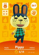 Amiibo 267 Pippy