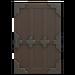 NH-House Customization-black zen door (square)