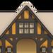 NH-House Customization-yellow chalet exterior