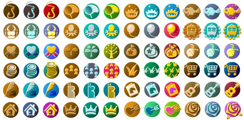 Tous Les Badges Dans Animal Crossing New Leaf