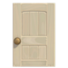NH-House Customization-white wooden door (square)