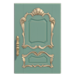 NH-House Customization-blue fancy door (square)