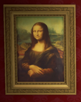 NH-genuine famous painting
