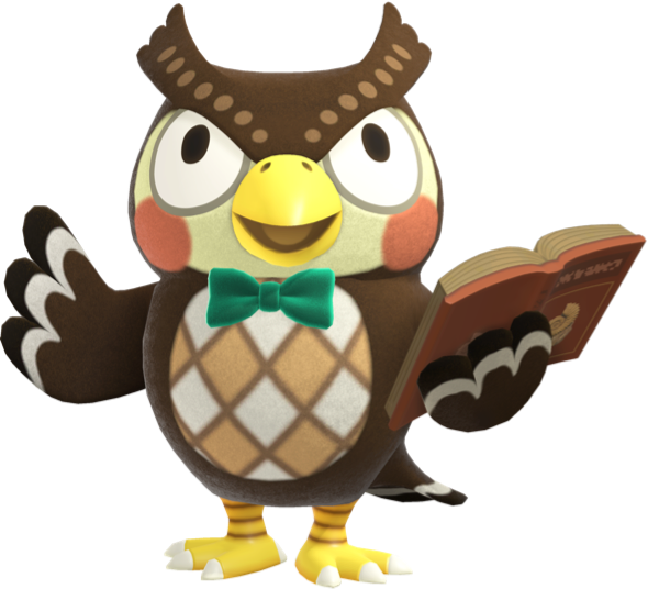 animal crossing new horizons blathers memes