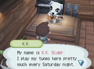 K.K. Slider in WW3