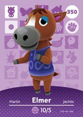 Amiibo 350 Elmer