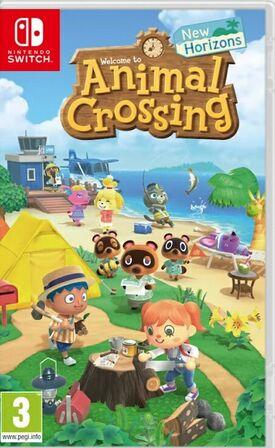 Animal Crossing New Horizons (Portada)
