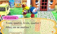 Palomina speak