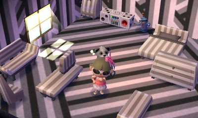 Groovy Stripe Series Animal Crossing Wiki Fandom Powered By Wikia Alphanode Cool Chair Designs And Ideas Alphanodeonline