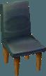 Common chair black NL