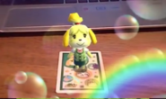 Bubbles and Rainbow Photos Together With Animal Crossing
