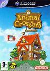 Carátula Animal Crossing (GameCube)