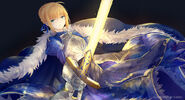 Saber-Fatestaynight