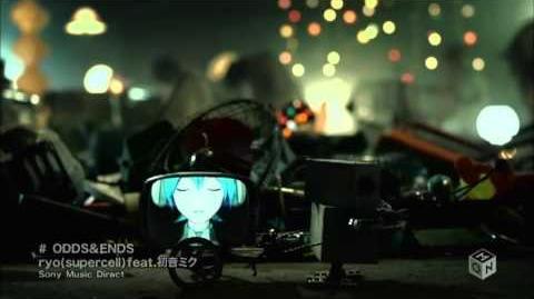【初音ミク】 ODDS & ENDS - PV Full Ver.-1