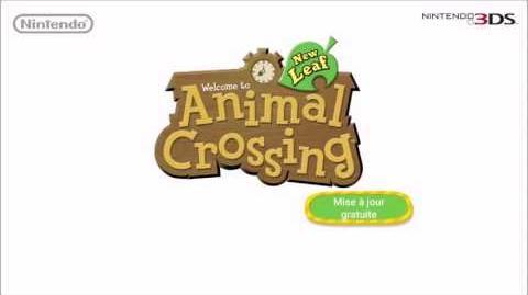 Animal Crossing New Leaf Welcome Amiibo